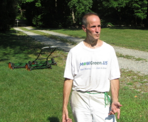 Marty Murray, Greenwich Area Manager